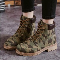 DCCKLM3 Women Fall Winter Boots