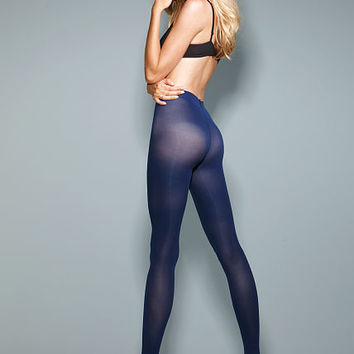 Opaque Tights (in black) - Victoria's Secret
