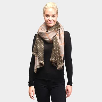 Reversible Oblong Scarf (Click For More Colors)