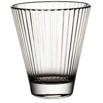 Majestic Gifts E61904-S6 Quality Glass Old Fashioned Tumbler 8.5 oz. Set of 6
