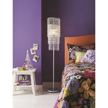 Xhilaration® Chandelier Floor Lamp (Includes CFL Bulb)