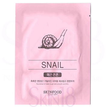 Skinfood Beauty in a Food Mask Sheet (Snail)