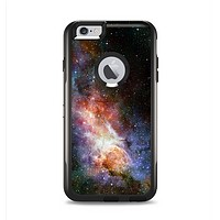 The Mulitcolored Space Explosion Apple iPhone 6 Plus Otterbox Commuter Case Skin Set