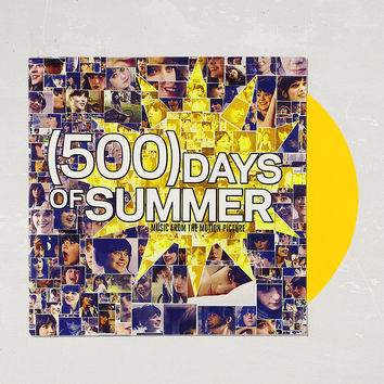 Various Artists - 500 Days Of Summer Soundtrack LP | Urban Outfitters