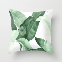 Beverly II Throw Pillow by THE AESTATE