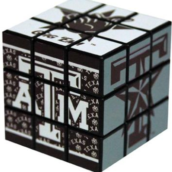 texas a&m - toy puzzle cube Case of 144