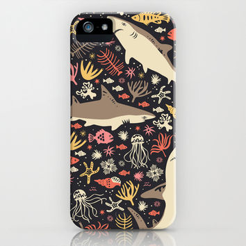 Oceanica iPhone & iPod Case by Anna Deegan