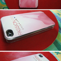Passion Pit iPhone case
