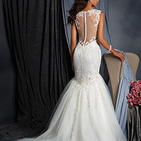 Alfred Angelo Signature Wedding Dresses Style 2523