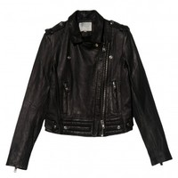 Luiga Leather Jacket