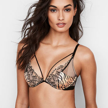 Unlined Uplift Plunge Bra - Wicked - Victoria's Secret