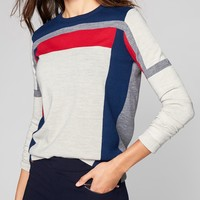 Merino Strobe Sweater | Athleta
