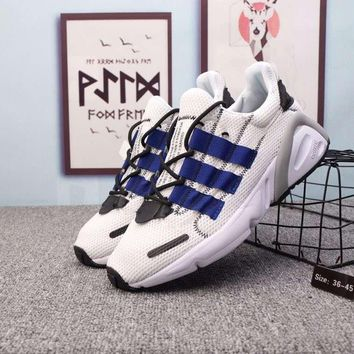 """"""" Adidas Lxcon"""" Unisex  Casual Fashion Multicolor Retro Running Shoes Couple Sneakers"""