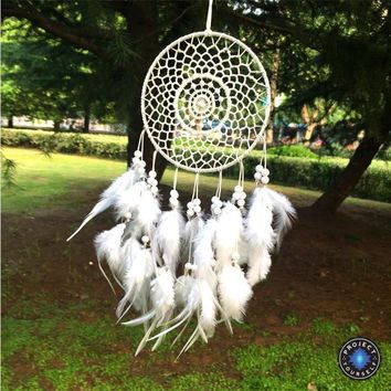 Handmade Woven Dream Catcher