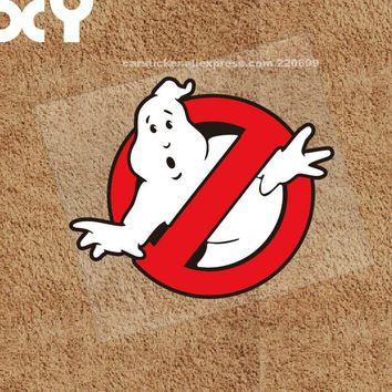 Ghostbusters Vinyl Car Window Decal Waterproof Car Stickers And Decals Reflective Sticker Drop Ship