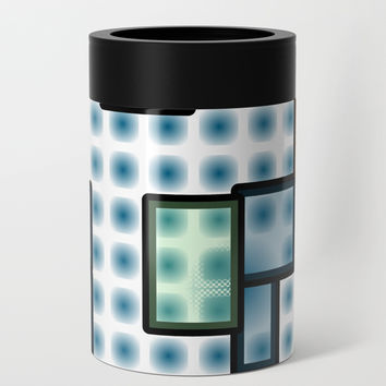 zappwaits glass Can Cooler by netzauge