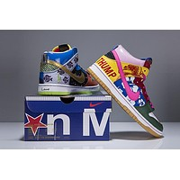 "Nike SB Dunk High ""What The Doernbecher"" Sneaker"