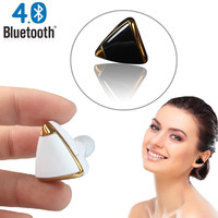 Fashion Earring Design Stereo Headset Bluetooth Earphone