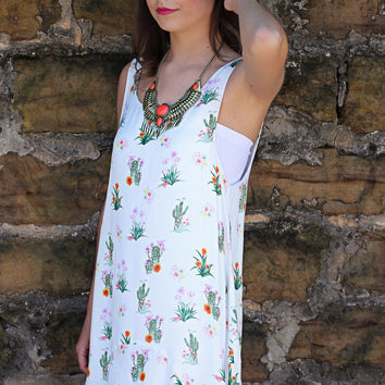 Somedays Lovin: How Sweet it is Cactus Dress