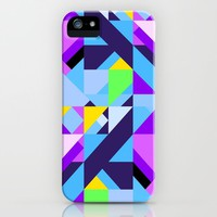 Geometric XIX iPhone Case by tmarchev