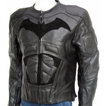 The Dark Knight Rises Leather Jacket