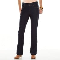 SONOMA life + style Bootcut Jeans