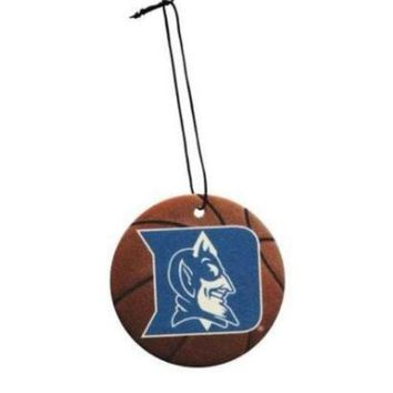 Duke Blue Devils AIR FRESHENER 3 PACK NU-CAR SCENT