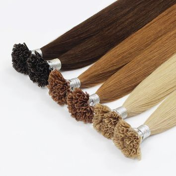 Forever Hair Straight Human Hair Extension