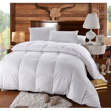 Royal Hotel 500TC White Down Comforter
