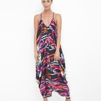 SWEET ESCAPADES MAXI DRESS