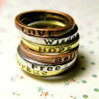 Encouragement Rings