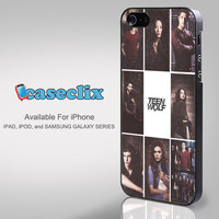 TEEN WOLF for Smartphone Case