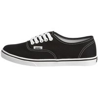 Vans Unisex VANS AUTHENTIC LO PRO SKATE SHOES 7 Men US / 8.5 Women US ( BLACK/TRUE WHITE )