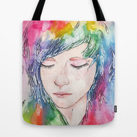 Float Tote Bag by hannahclairehughes