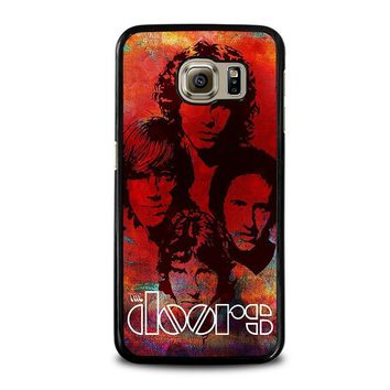 the doors samsung galaxy s6 case cover  number 1