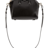 Givenchy - Mini Antigona bag in black leather