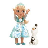 Disney Frozen Snow Glow Elsa Doll