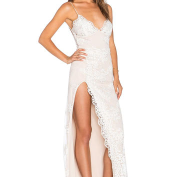 Gail Lace Luxury Dress