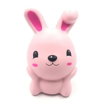 Squishy Pink Cute Rabbit