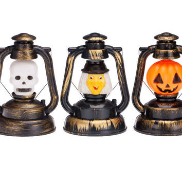 Creative Colorful Stylish Bright Halloween Witch Style Lights [9047591111]