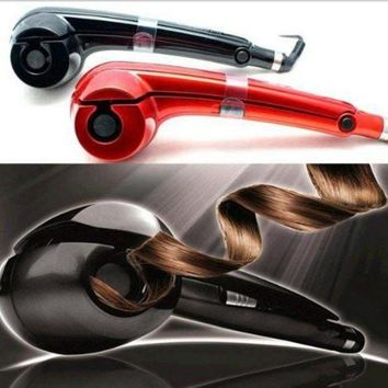 ESBUP0 Auto Hair Curler Wave Hair Roller Curling Iron Hair Styler