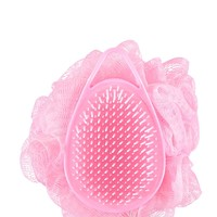 Loofah Brush