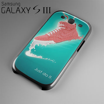 Nike Just Do IT Case For Samsung Galaxy S3, S4, S5, S6, S6 Edge NJ14