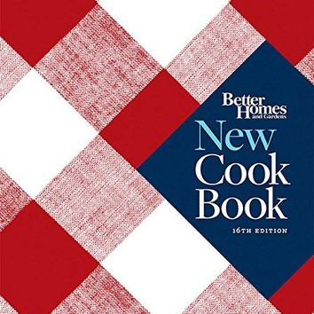 Better Homes and Gardens: New Cook Book, 16th Edition Ring-bound – September...