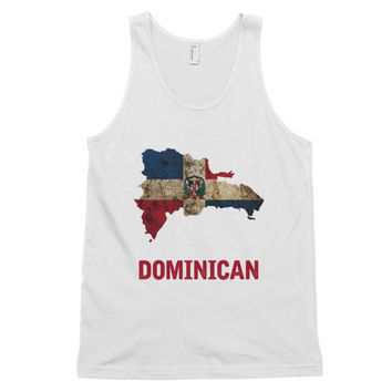 The Dominican Republic Tank Top