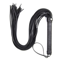 1PC 59cm PU Leather Fetish Bondage Sex Whip Flogger Bdsm Sex Toys For Couples Spanking Paddle Sexy Policy Knout Adult Games
