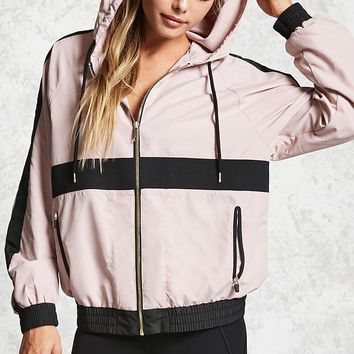 Active Hooded Windbreaker