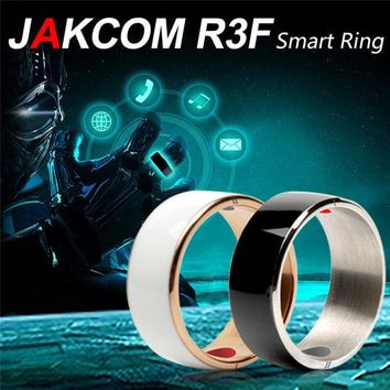 DCK9M2 Jakcom R3F Smart Ring waterproof for high speed NFC Electronics Phone with android and wp phones small magic ring