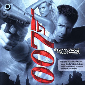 James Bond 007: Everything or Nothing  (Nintendo GameCube, 2004) Complete