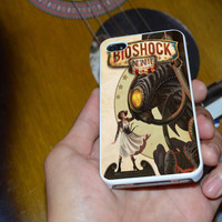 Bioshock Infinite case, iphone 4/4s, iphone 5/5s/5c, samsung s2/s3/s4 case